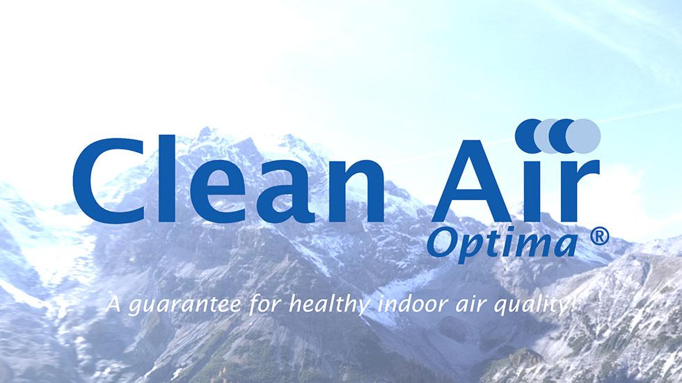 Luftreiniger, Luftbefeuchter, Ionisator, Luftwäsher, Ventilator, Heater, Aroma diffuser, Clean Air Optima.