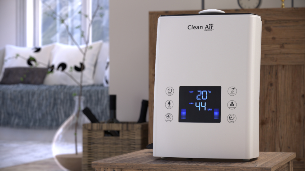 Luftbefeuchter mit Ionisator CA-606