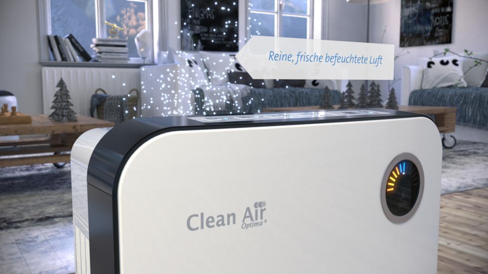 Luftbefeuchter Clean Air Optima CA-807
