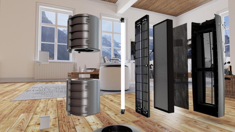 luftreiniger clean air optima luftreiniger und luftbefeuchter luftreiniger und. Black Bedroom Furniture Sets. Home Design Ideas